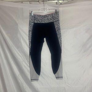 Printed Athleta leggings
